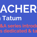 Teacher Profile- John