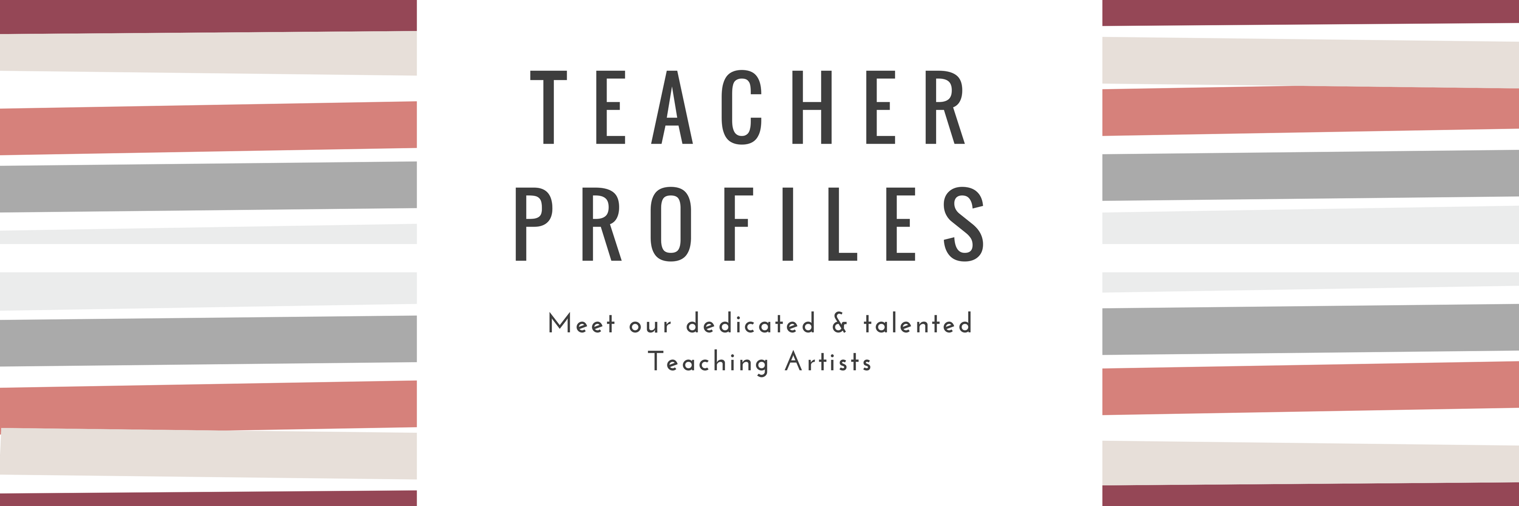 Teacher Profile banner for FACP.org